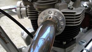 Triumph Bonneville spéciale Machines et Moteurs