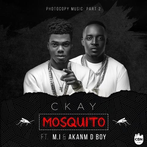 CKay - Mosquito (Ft. M.I & Akanm D Boy)