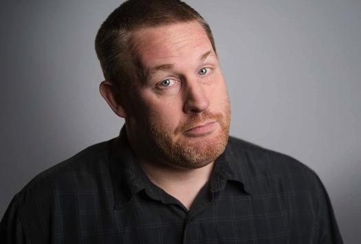 Damian Harmony, Comedian
