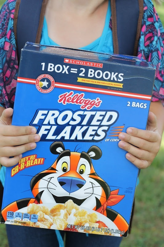 kelloggs frosted flakes