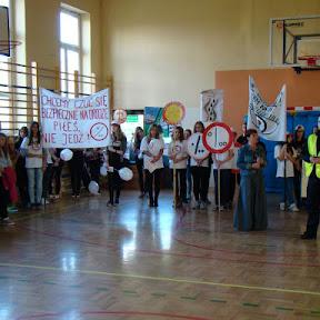 Gimnazjaliści przeciwko nietrzeźwości - 29 października 2015