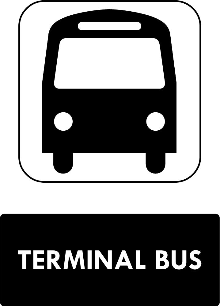 Rambu Terminal Bus