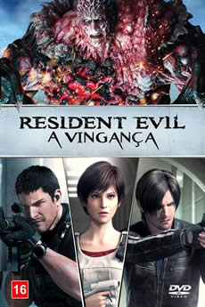 Baixar Filme Resident Evil: A Vingança Torrent Grátis