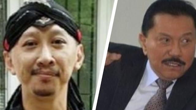 Sultan Pontianak Laporkan Abu Janda dan Hendropriyono ke Polisi, Ini Kasusnya.