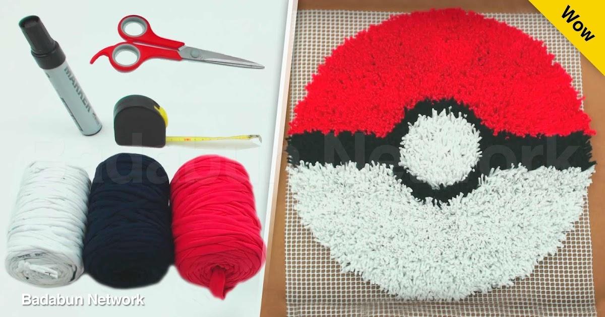 pokemon alfombra decoración regalo para novio alfombra de pokemon