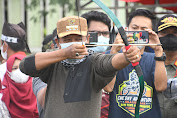 Warani Archery School Gelar Latihan Bersama Olahraga Panahan Se-Sulawesi di KWA Ompo