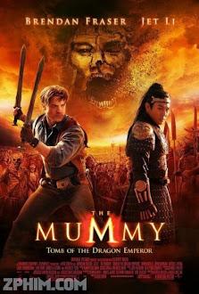 Xác Ướp 3: Lăng Mộ Tần Vương - The Mummy: Tomb of the Dragon Emperor (2008) Poster
