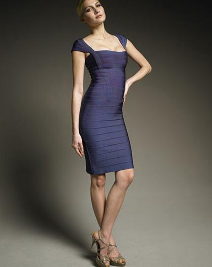 809216d8a054f Herve Leger Cap Sleeve Dress ~ ArrogantMinnie Preorder - Clothings