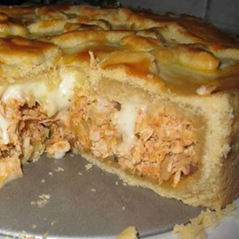 Empadao de frango - ricette brasiliane