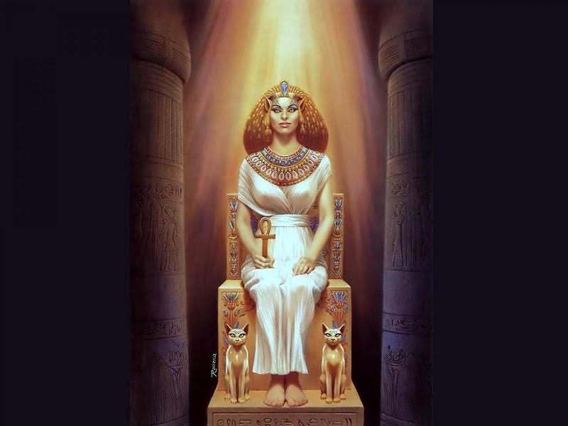 Goddess Of Egyptian Magic, Egyptian Magic