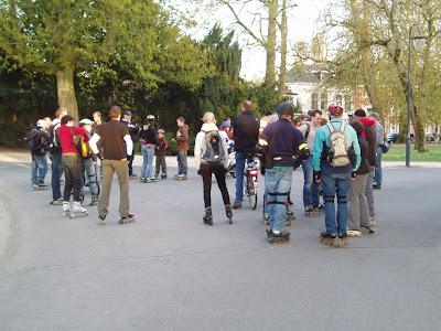 2010-04-16, Eerste FFS - by HoeStaTie