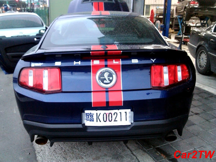 福特野馬gt500