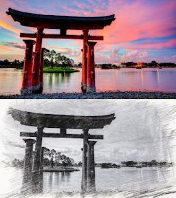Retoque fotográfico en Ubuntu - Ejemplo 2