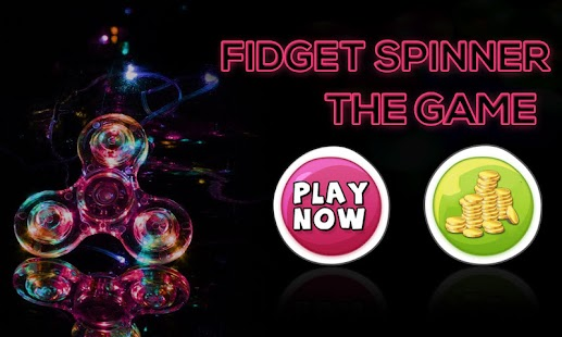 Fidget Spinner - The Game Unlimited - náhled