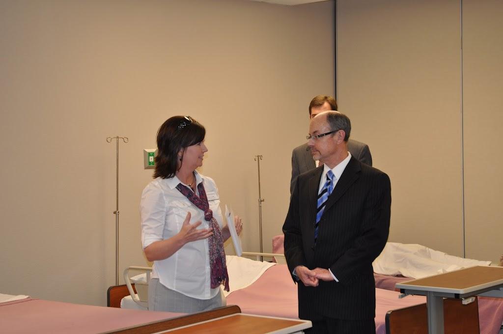 U of A System President Dr. Donald Bobbitt Visit - DSC_0290.JPG