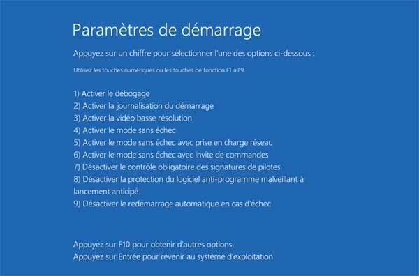 windows-10-sans-échec