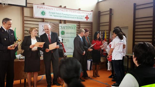 Konkurs pierwszej pomocy przedmedycznej - 20140307_141938.jpg
