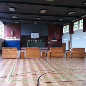 1. Volleyballschnupperskurs an der Goldsteinschule