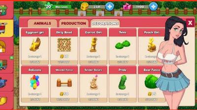 Booty Farm mod