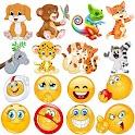Emoji emoticones para whatsapp icon