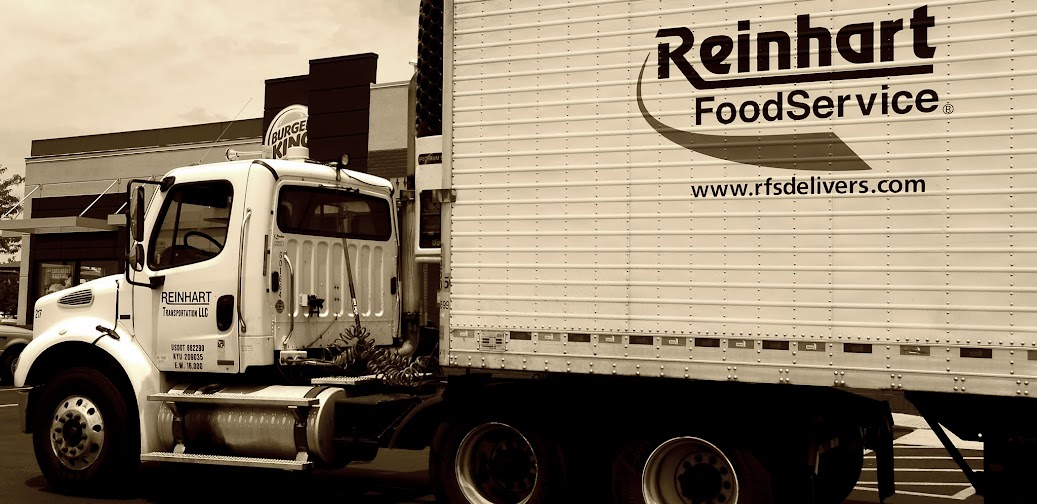 Reinhart is a supplier to Burger King's Restaurant Services Inc