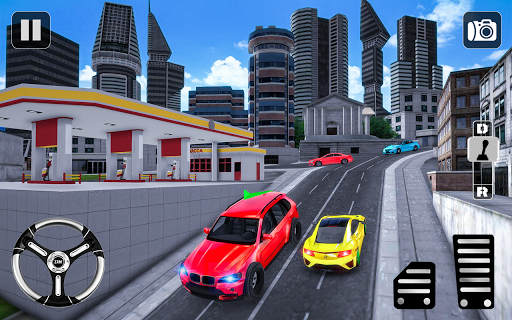 In Car Parking Games u2013 Prado New Driving Game 1.3 screenshots 12