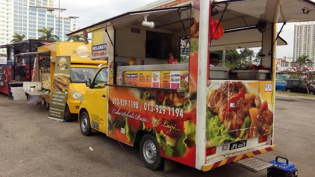 mobile cafe & food truck