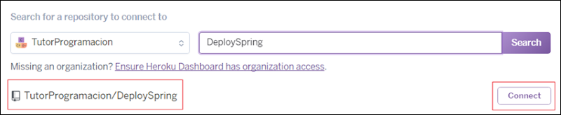 desplegar spring boot