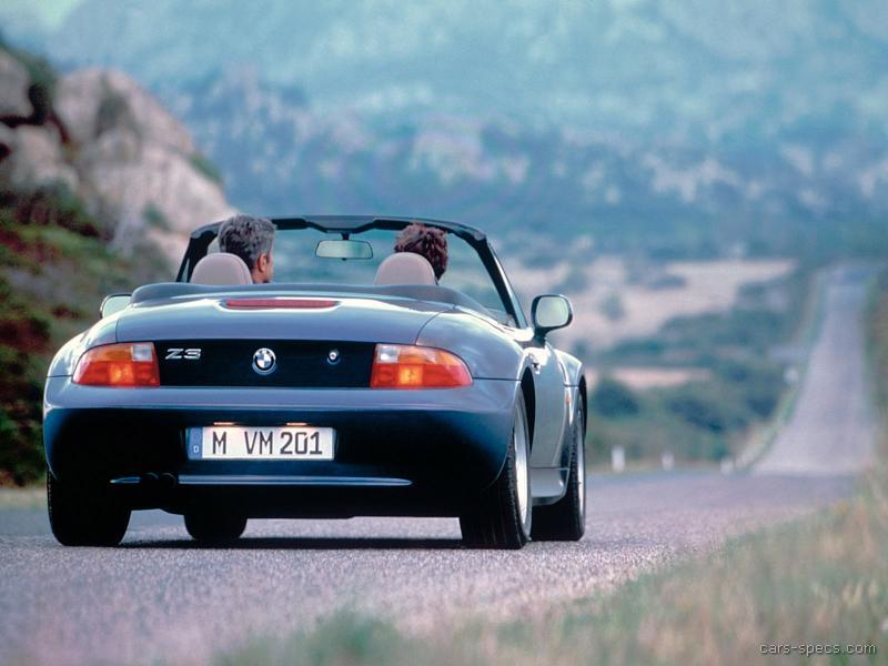 2002 Bmw Z3 Convertible Specifications Pictures Prices
