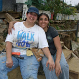 2006 - House Building Project, Mexico