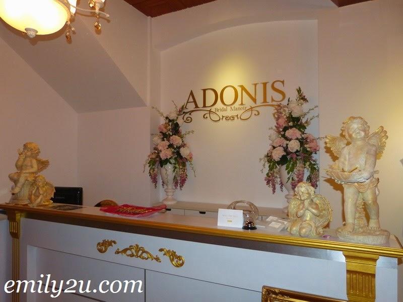 Adonis Bridal Manoir Ipoh