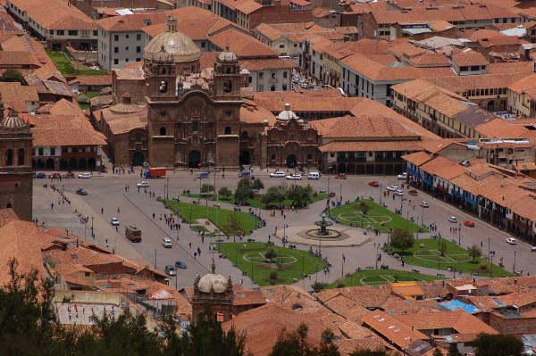 arquitectura de Cusco