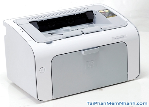Tải và cài đặt driver HP Laserjet p1102
