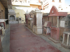 Vaishnava Samadhis