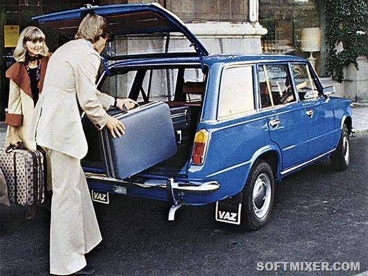 ВАЗ 2102 - мечта советского дачника!
