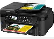 Free Epson WorkForce WF-2532 Driver Download