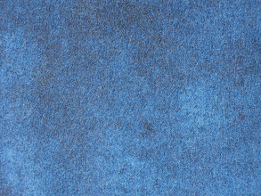 Photo: 100% cotton mottled blue flannel