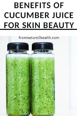 Cucumber for Acne, Cucumber for Brighten the Skin, Cucumber for Toner Skin