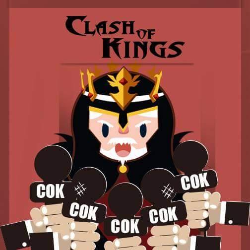 Açık Arttırma Duyurusu - Clash of Kings