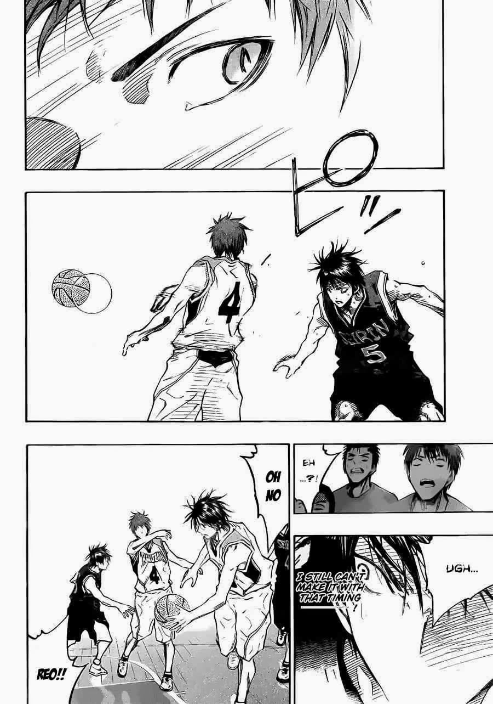 Kuroko no Basket Manga Chapter 235 - Image 05