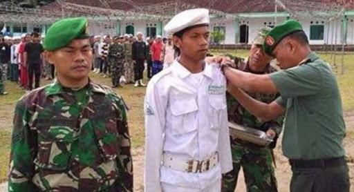 Buntut TNI Latihan Bareng Bela Negara Dengan FPI, Dandim Lebak Akhirnya Di Copot