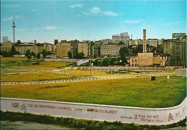 Potsdamer Platz 1990