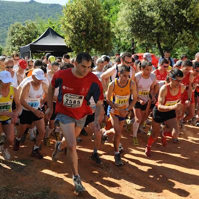 Carrera de Montaña Puertollano 2010 - Carrera