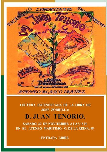 D. Juan Tenorio