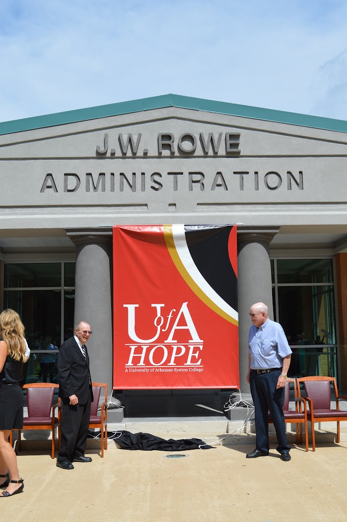 Mr. J.W. Rowe Administration Building Dedication - DSC_8207.JPG