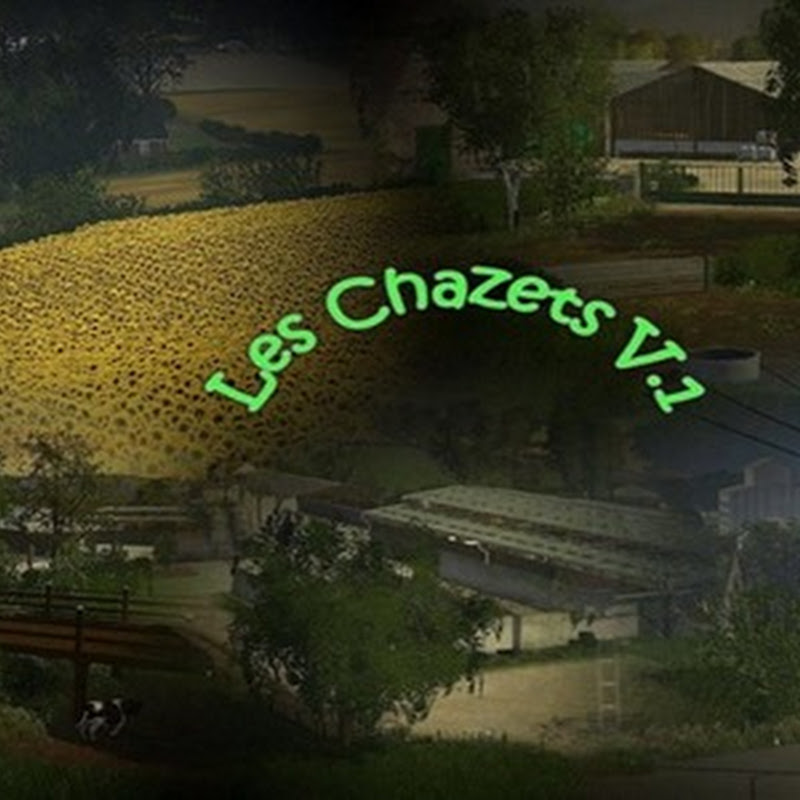 Farming simulator 2015 - chazets v 2.2