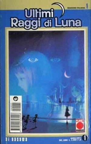 Ultimi Raggi di Luna (cover vol 1)