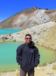 Emerald Lakes, Tongariro National Park  [2014]