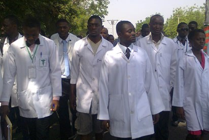 Osun doctors embark on 7-day warning strike