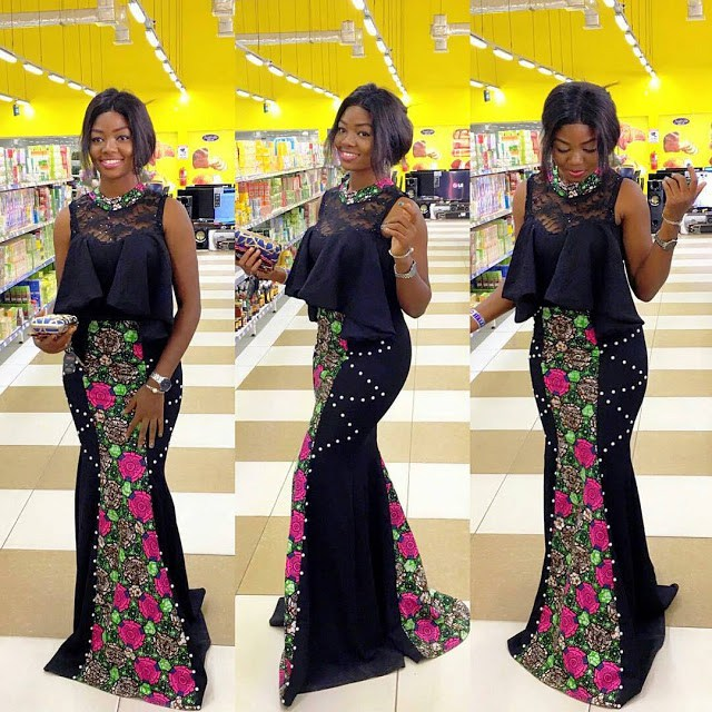 Ankara Gowns Collection